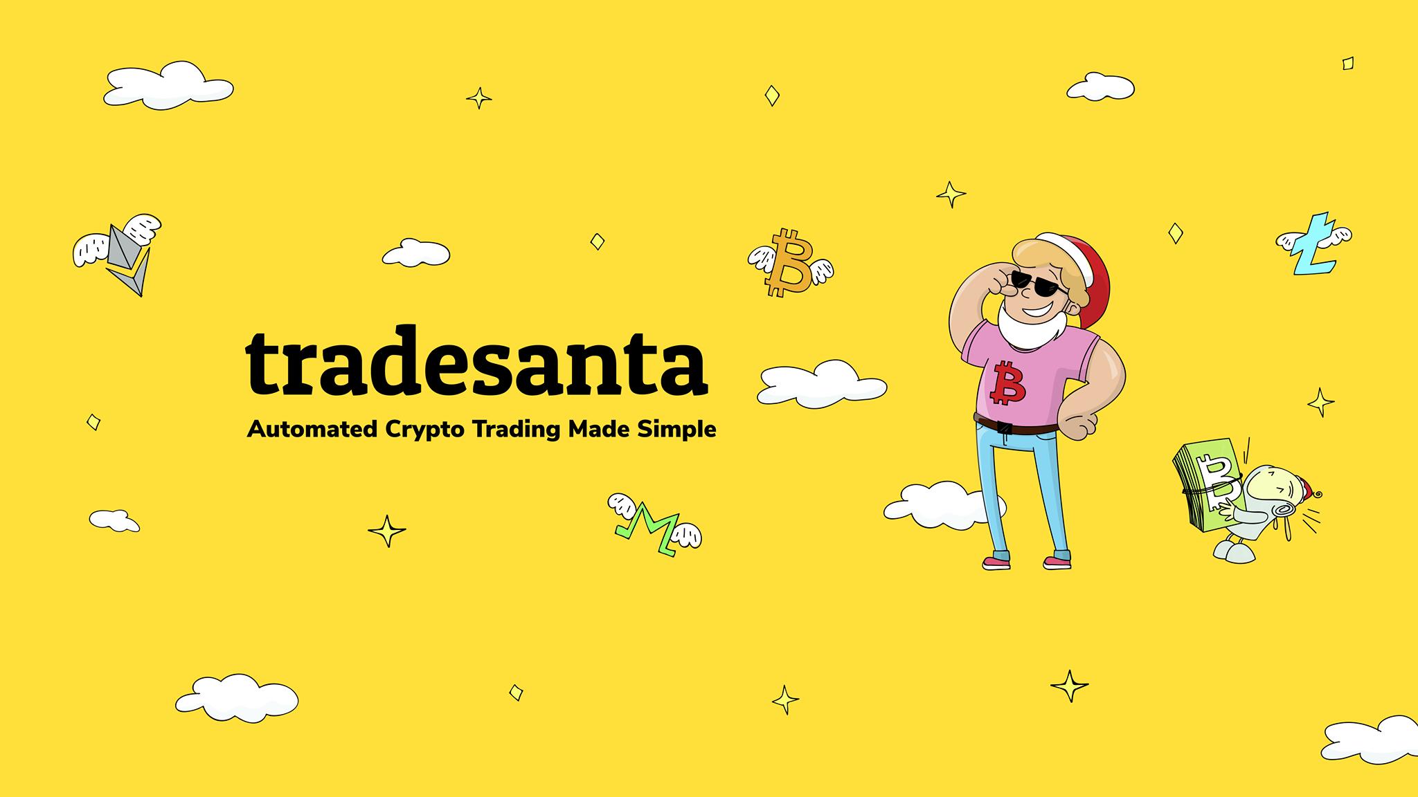 TradeSanta Referral Id Earn 20% – Free Trading Bot for