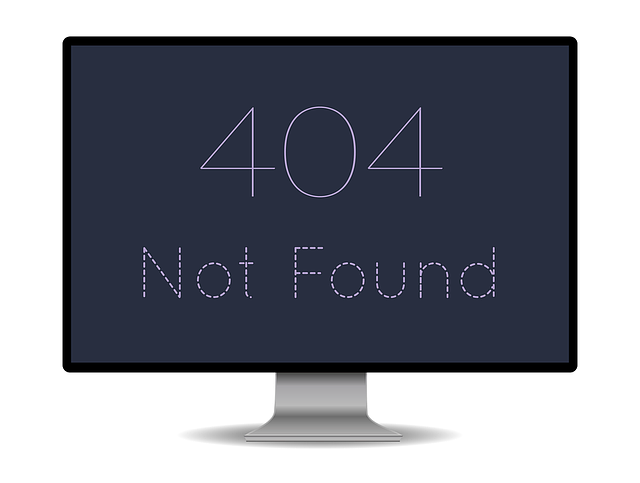 Link building hack using 404 pages