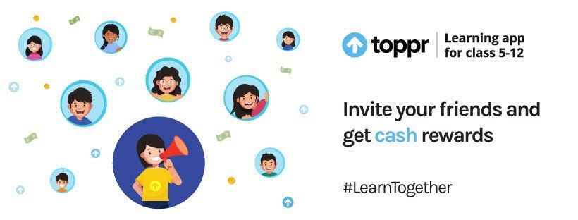 toppr invite code