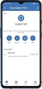TRUST WALLET REFERRAL CODE LINK