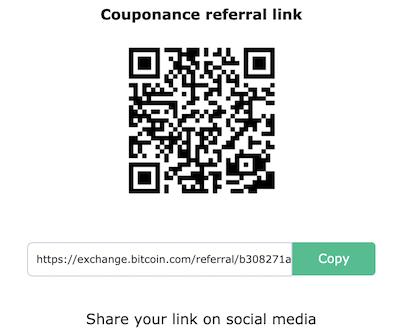 Bitcoin.com referral signup QR code